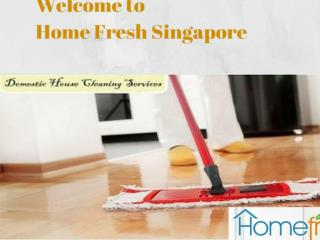 Professional Home Cleaning Services Singapore