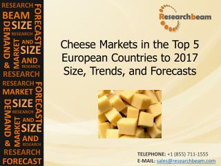 Cheese Markets in the Top 5 European Countries to 2017