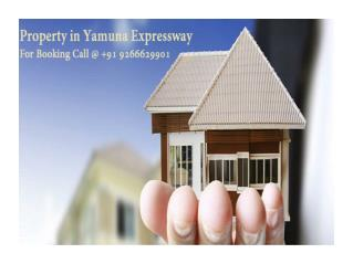 Property in Yamuna Expressway Call @ 9266629901