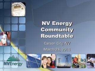 NV Energy Community Roundtable