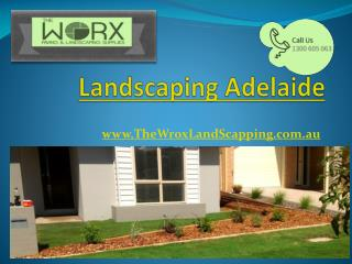 Paving Adelaide and Landscapers Adelaide