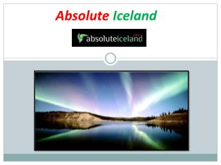 Holiday Tours in Northern Lights Iceland 2015