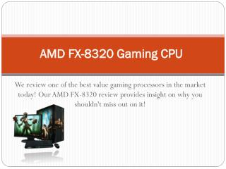 Reviews.mysteryblock.com/amd-fx-8320-gaming-cpu-review-best-
