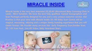 3d , 4d Pregnancy Scan | Private Maternity Scans