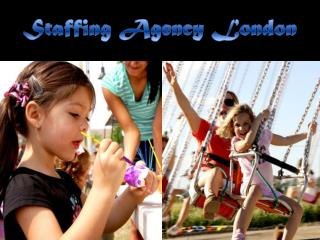Staffing Agency London