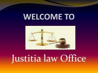 Justitia Law Office provide resolution Intellectual Property