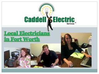 Local Electricians In Fort Worth