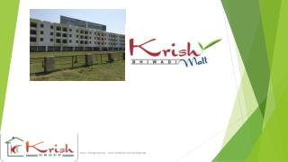 Booking Starting at Krish Mall Commercial Space Property in