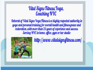 Private Yoga, Fitness, Wellness Coaching