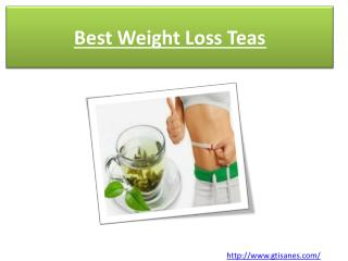 Best Weight Loss Teas