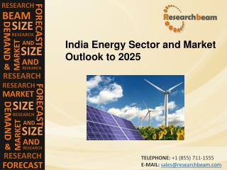 India Energy Sector and Market Outlook to 2025