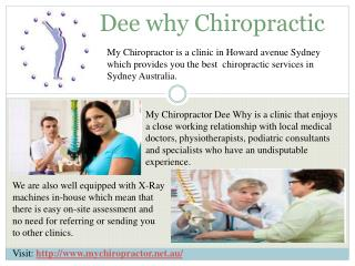 Beacon Hill chiropractor