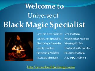 About Black Magic