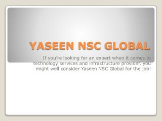 YASEEN NSC GLOBAL