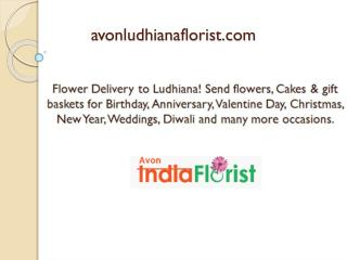 Flower Bouquet Delivery in Ludhiana