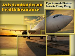 Travelling Health Insurance