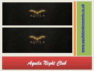 Aquila london