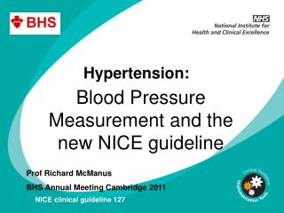 Hypertension: