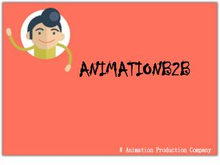 Animation Production Company - AnimationB2B