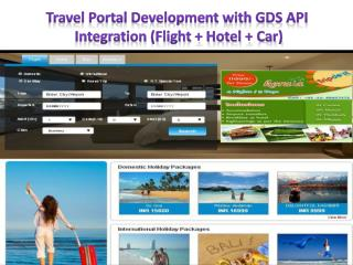 Travel-Portal-Development-with-GDS-API-Integration