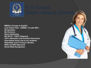 medical colleges in Ukraine