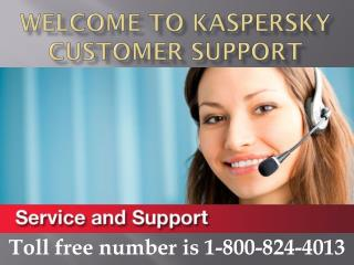 (1-800-824-4013) Karpersky Antivirus Customer Helpline Toll