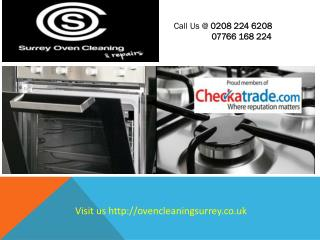Surrey Oven Cleaning is a professional and reliable family