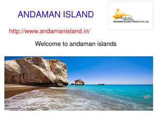 andaman islands tourism