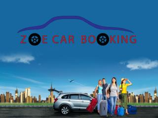 Car Rental Services for Jakarta Airport - Zoe Car Booking