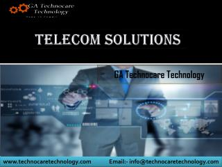 Find Instant And Reliable Online Telecom Solutions By GATT