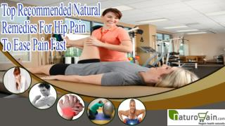 Top Recommended Natural Remedies For Hip Pain To Ease Pain F