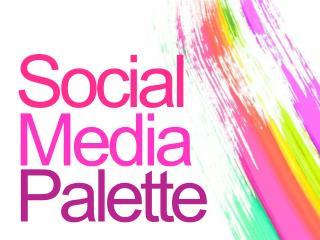 Social Media Palette.