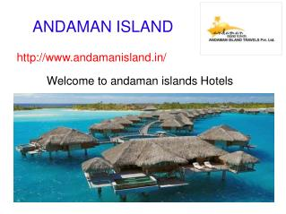 hotels in andaman and nicobar