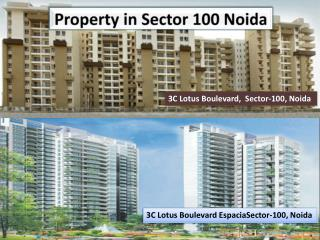 Property in Sector 100 Noida