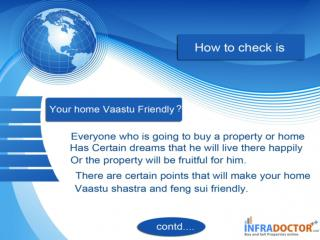 how to check is your home vaastu friendly