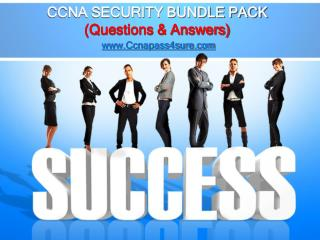 Best Offer The CCNA SECURITY QUESTIONS & ANSWERS BUNDLE PACK