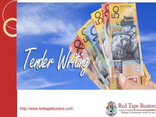 Tender Writer- Skills of a Quality Tender Writer