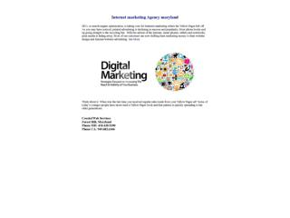 Internet marketing Agency maryland – coastalwebservices.com