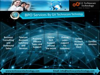Get Instant BPO Services Provider Company By GATT