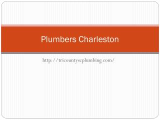 Plumbers Charleston