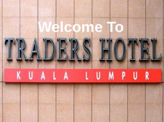 Traders Hotel Kuala Lumpur Services And Amenities