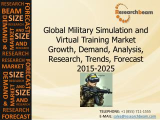 Global Military Simulation and Virtual Training Market 2025