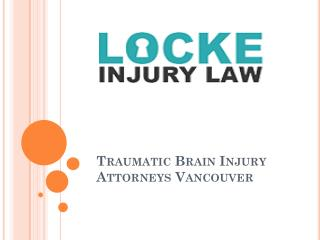 traumatic brain injury vancouver