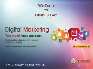 Digital Marketing company in indore
