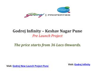 Godrej Infinity New Launch Project Pune