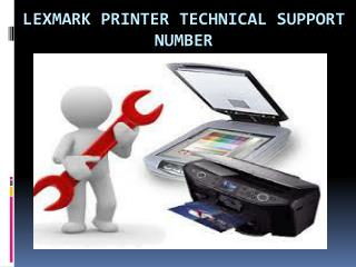 1-800-824-4013 Lexmark Printer Technical Support Number