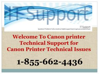 GET TECH HELP-> #1-855-662-4436 Canon Printer Tech Problems