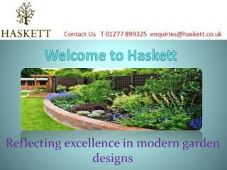 Modern Garden Design by Landscape Gardeners in Essex