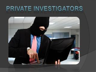 Beyond Just Private Investigations - Q Investigation Service