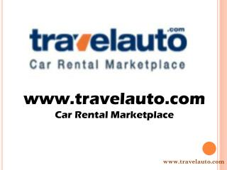 Travelauto - car rental amman
